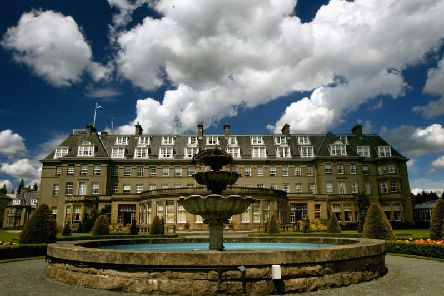 Gleneagles appears to be reaping the benefits of its refurbishment programme as turnover jumped. Picture: Getty Images