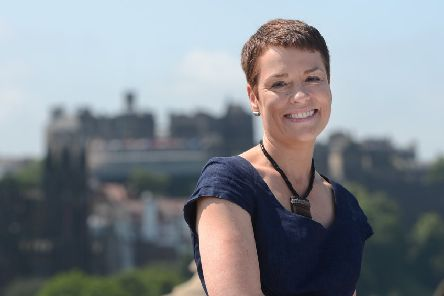 Janet Archer will spearhead Edinburgh University's liaison with the city's festivals. Picture: Neil Hanna