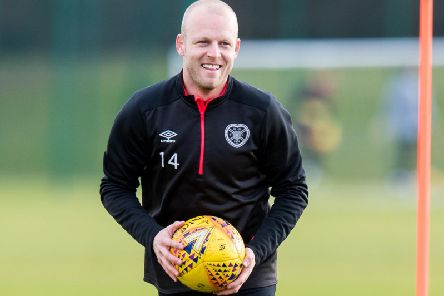 Steven Naismith is unlikely to make the Scottish Cup final.