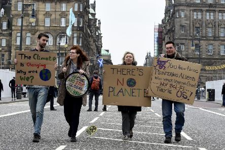 UK government policies could 'inhibit' Scotland from reaching its climate change targets, it has been claimed. Picture: Lisa Ferguson