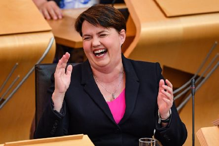 Leader of the Scottish Conservative Party Ruth Davidson. Picture: Jeff J Mitchell/Getty Images