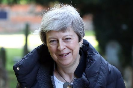 Prime Minister Theresa May is resisting demands to quit. Picture: Steve Parsons/PA Wire