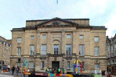 High Court in Edinburgh. Picture: file