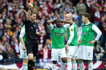 Craig Thomson has retired as a referee. Picture: SNS