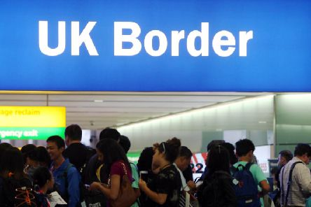 The UK Government plans to clamp down on migration post-Brexit