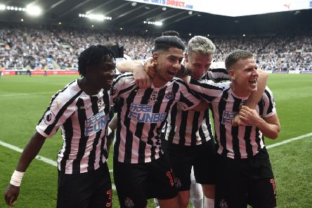 Newcastle will turn out at Easter Road on Tuesday, July 30