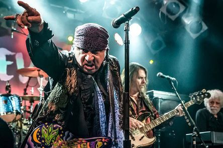 Stevie Van Zandt fronts Little Steven and the Disciples of Soul