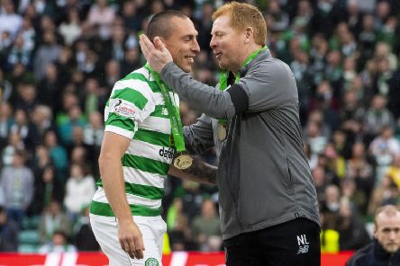 Neil Lennon answered Celtic's call, says Scott Brown. Picture: SNS