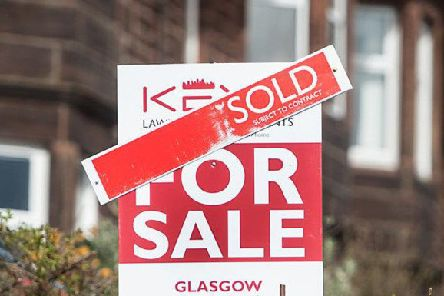 Nearly 20,000 homes were sold in the first quarter of the year.