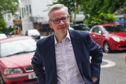 Environment minister Michael Gove. Picture: Peter Summers/Getty Images