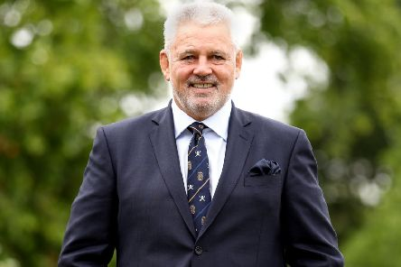 Warren Gatland, the newly appointed British and Irish Lions head coach. Picture: Bryn Lennon/Getty Images