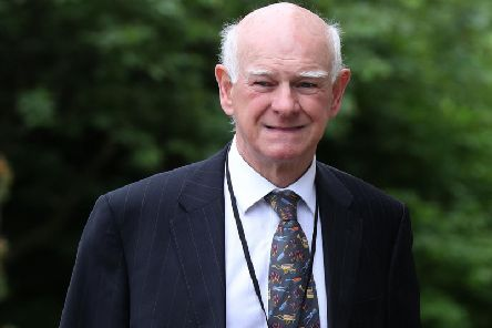 RBS chairman Sir Howard Davies apologised and said the bank has acknowledged that some SME customers did not receive the treatment they should have done. Picture: Andrew Milligan