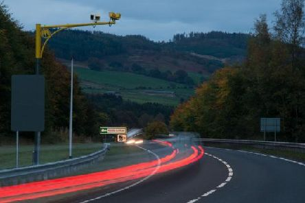 Average speed cameras on the A9 have reduced speeding and casualties. Picture Rex/Shutterstock