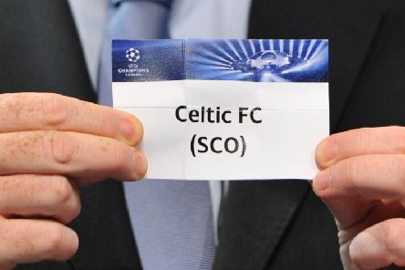 Celtic find out their potential second-round opponents today