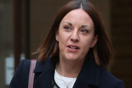Kezia Dugdale has spoken of her sadness at the end of her relationship with her father.