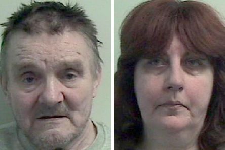 Edward Cairney and Avril Jones are said to have claimed benefits fraudulently for almost 20 years before their arrest over Margaret's death. Picture: PA