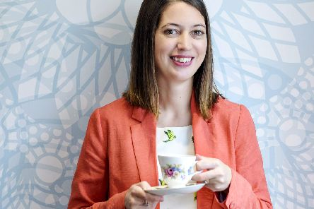 *** PICTURES ARE FREE FIRST USE ***'Images for Eteaket, leaf tea experts based in Edinburgh. 'The Eteaket founder is Erica Moore.''© Helen Pugh Photography'Tel: 07837533051