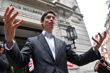 Rory Stewart is out of the Conservative leadership race (Picture: Ben Stansall/AFP/Getty Images)