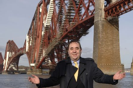 Alex Salmond 'waged war on nuance'. Picture: Ian Rutherford.
