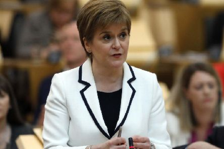 "Nicola Sturgeon warned of ""democratic deficit"""