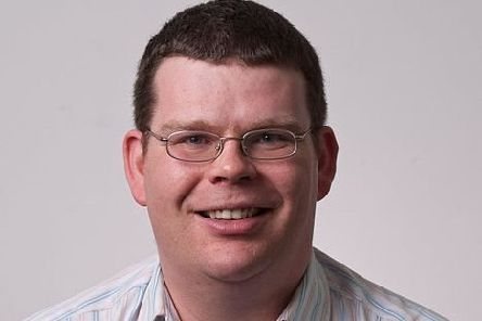 Peter McColl, Head of Futures and Policy, Snook, and member of the Young Academy of Scotland