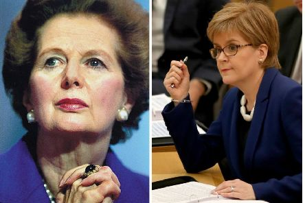 Thatcher believed her position was unassailable but she was eventually seen as aloof, out of touch and unable to listen ' and the same applies to Nicola Sturgeon, writes Murdo Fraser.
