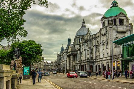 Living costs have dropped in Aberdeen compared to last year, say new rankings (Photo: Shutterstock)