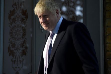 Boris Johnson insisted his candidacy for Tory leadership had support in Scotland