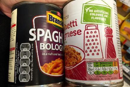 Shoppers say they are confused by food labelling.