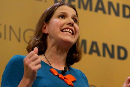 Jo Swinson. Picture: PA Wire