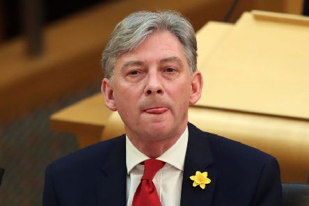 Richard Leonard says Holyrood needs 'borrowing powers fit for a Parliament'. Picture: PA