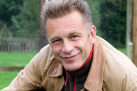Chris Packham. Picture: SWNS