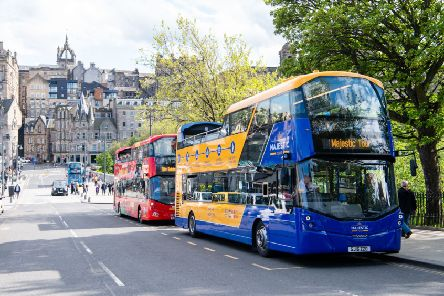 Edinburgh Bus Tours holds the highest recognition for Green Tourism best practice, receiving gold award status since 2016, and is continuing to make improvements to cut its carbon footprint