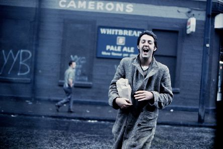 Paul, Glasgow, 1970 by Linda McCartney PIC: Copyright Paul McCartney/photographer Linda McCartney