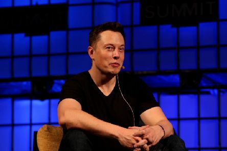 Elon Musk. Picture: PA