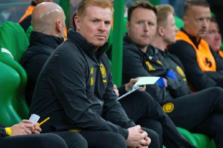Neil Lennon is still looking to strengthen his Celtic squad
