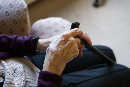 Over-75s will be visited in their homes. Picture: TSPL