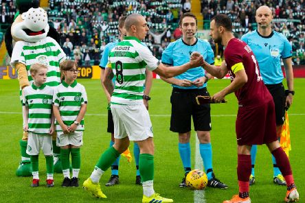 Celtic defeated Sarajevo to reach the next stage.
