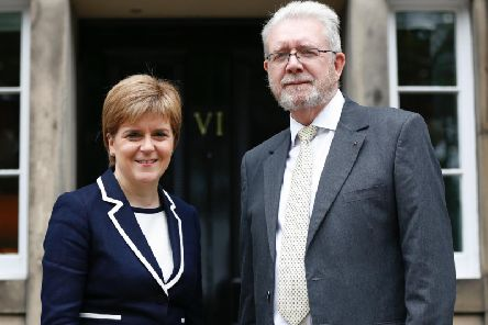 Nicola Sturgeon and Michael Russell should spend less time blaming others for Scotland's problems and more time fixing them, says Brian Wilson