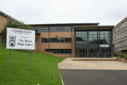 Royal High School has not been visited by inspectors since 2007