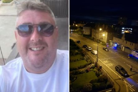 49-year-old Mr McCorran was seriously injured in a disturbance outside Edinburgh City Social Club