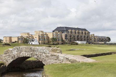 Owners of the famous Old Course Hotel in St Andrews are seeking planning permission for the creation of a luxury rooftop penthouse suite.