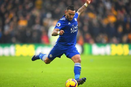 Former Leicester City full-back Danny Simpson.