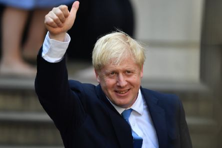 Mr Johnson defeated Foreign Secretary Jeremy Hunt by a two-to-one margin. Picture: Getty