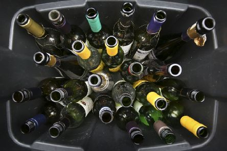 The deposit return scheme, for bottles and other drinks containers, has received wide support. Picture: PA