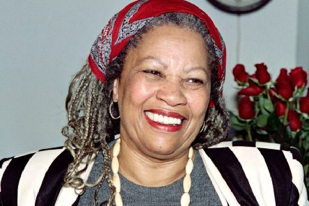 Literary titan Toni Morrison has died at the age of 88. Picture: AFP/Getty