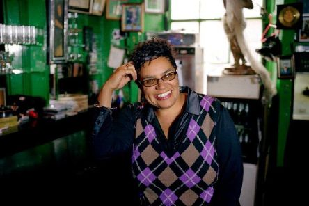 Scots Makar Jackie Kay. Picture: Mary McCartney