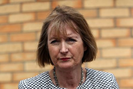 Former deputy Labour Party leader Harriet Harman. Picture: Carl Court/Getty Images