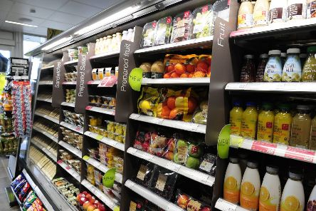 Will full supermarket shelves be empty post-Brexit? (Picture: Michael Gillen)