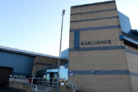 Barlinnie Prison. Picture: PA